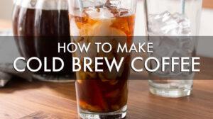 cold brew picture