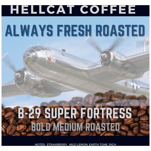 Hellcat B-29 Super Fortress Product Design