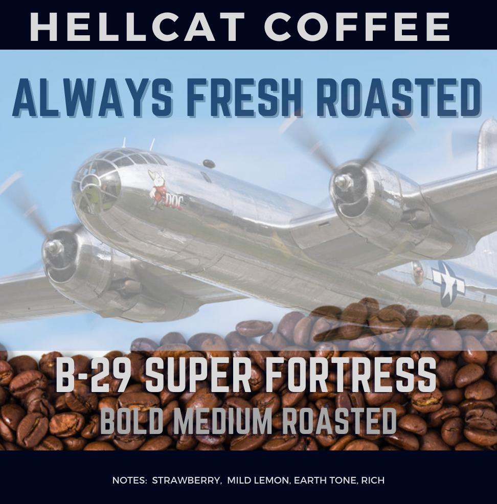 Hellcat B-29 Super Fortress Product Design