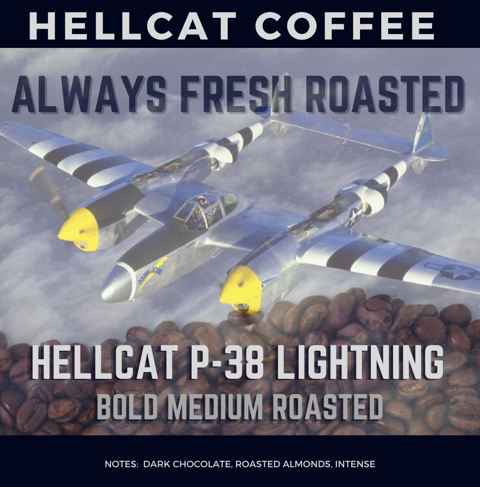 Hellcat P-38 Lightning Product Design