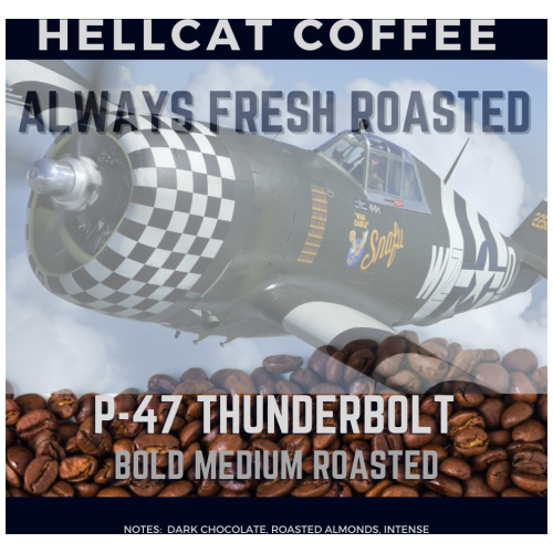 Hellcat- P-47 Thunderbolt Product Design