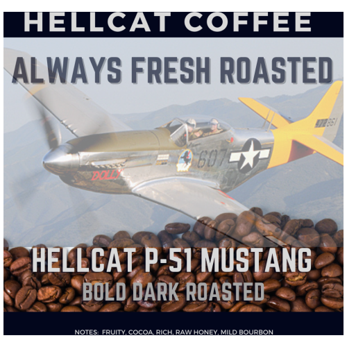 Hellcat P-51 Mustang Product Design