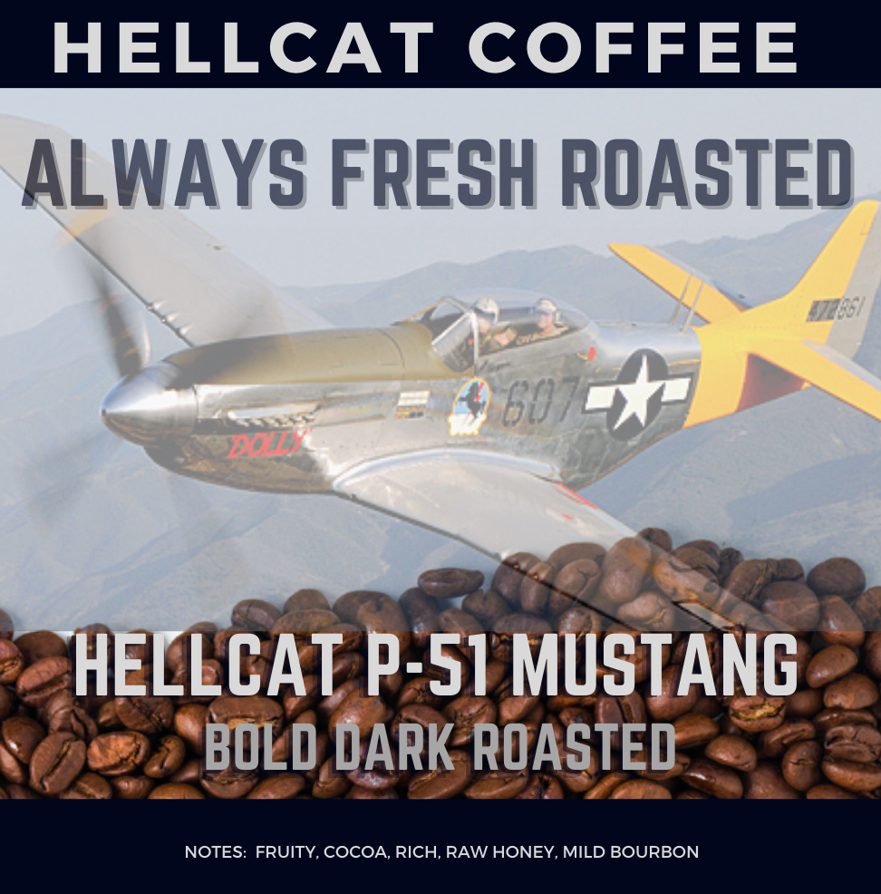 Hellcat P-51 Mustang Product Design