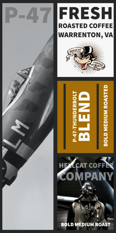 Hellcat- P-47 Thunderbolt