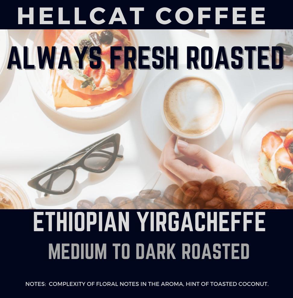 Ethiopian Yirgacheffe Product Design