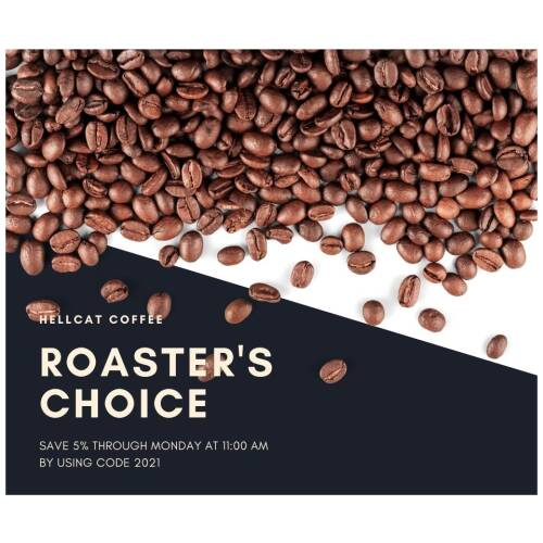 hellcat image roasters choice