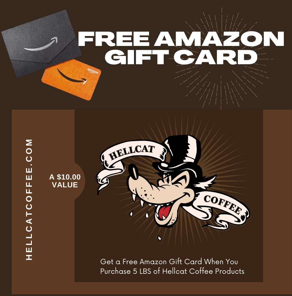 Subscribe And Get a Free Coffee Sample ⋆ Hellcat Coffee